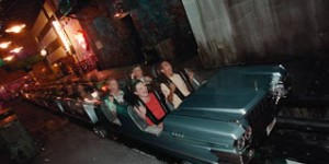 Get Ready to Rock Out at 60mph on the Rock 'n' Roller Coaster!