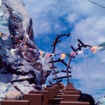 The Dreaded Broken Tracks on Expedition Everest