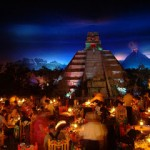 Dining Beneath the Volcanoes at Epcot's San Angel Inn