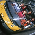 Fly Around the Test Track!