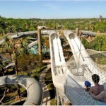 The Crush 'n' Gusher Slide at Typhoon Lagoon