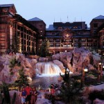 The Majestic Wilderness Lodge is One of Many Great Choices
