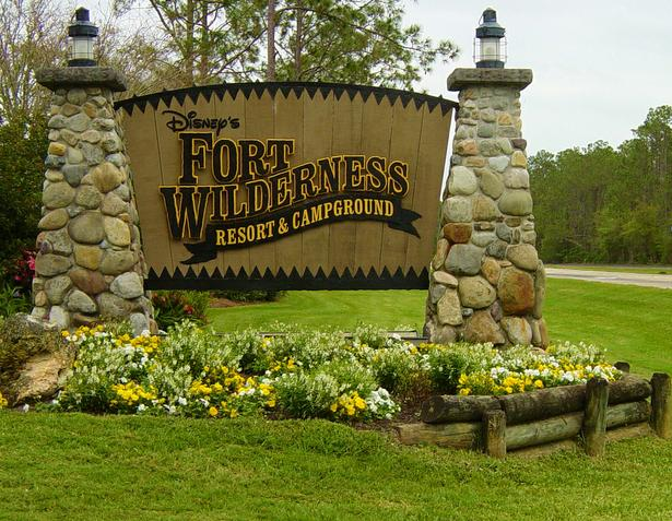 Best resort for a no parks disney vacation for Disney cabins fort wilderness