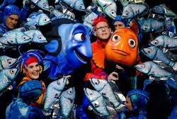 Animal Kingdom–Finding Nemo the Musical