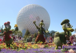 Outdoor Kitchen Tour – Delicious Snacks at Epcot's Flower and Garden Festival