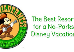 Best Resort for a No-Parks Disney Vacation